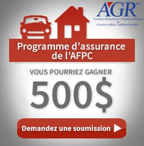 Courtiers d'assurance AGR - Vous pourriez gagner 500 $ demandez une soumission