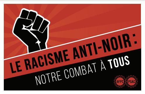 Anti-Black Racism Cardstock