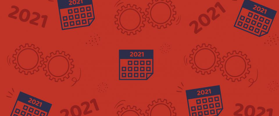 Calendrier Fonction Publique 2021 Votre calendrier 2021 vous attend | Alliance de la Fonction
