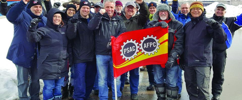 Quebec mobilization