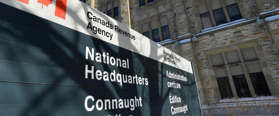 Agence du revenue du Canada