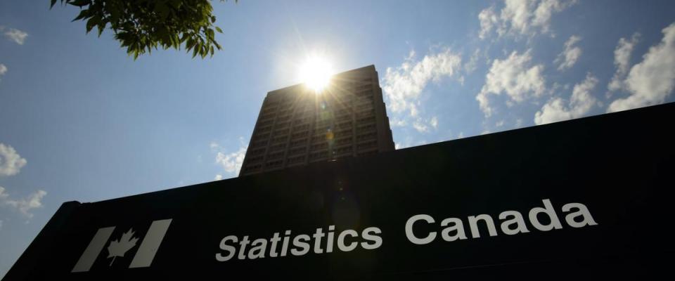 Statistics Canada building