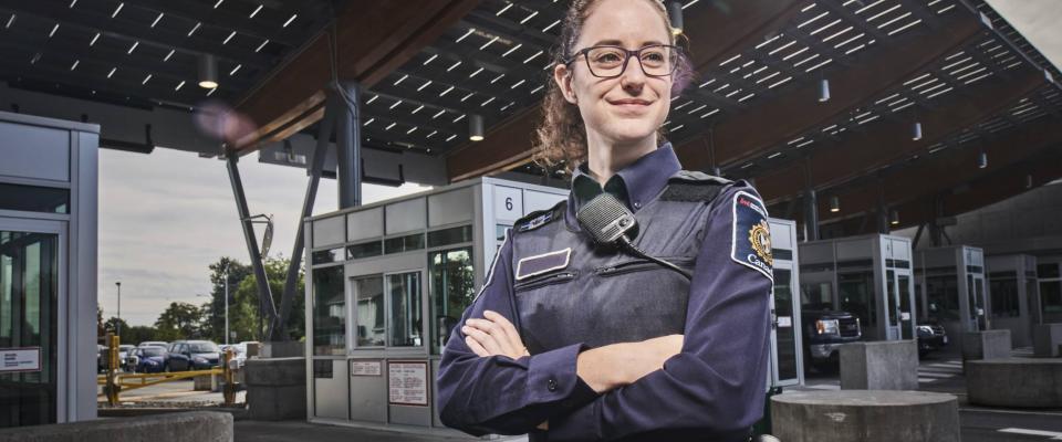 Agente des services frontaliers