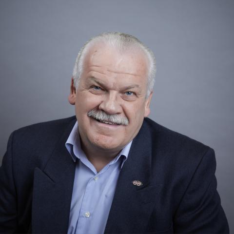 Chris Aylward, vice-président exécutif national