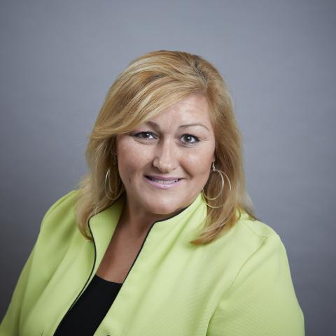 Magali Picard, vice-présidente exécutive régionale, Québec