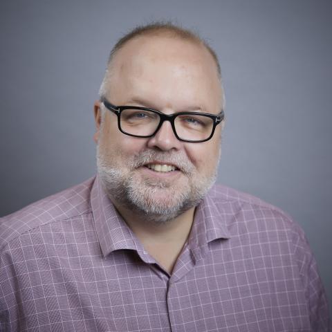 Greg McGillis, vice-président exécutif régional,  Région de la capitale nationale