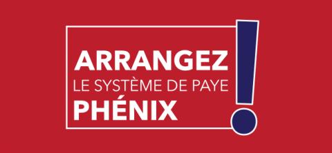 Logo de la campagne Arrangez phénix