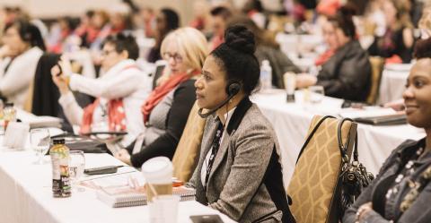 Plénière dans les Conférences nationales équité