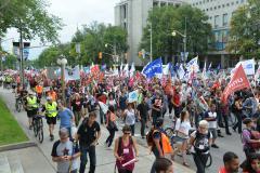 L'AFPC marche pour le climat
