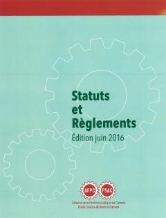 Statuts et règlements de l'AFPC