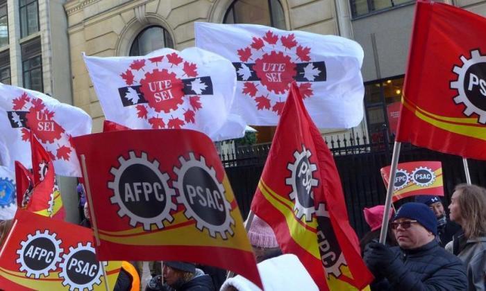 Grève à l'ARC