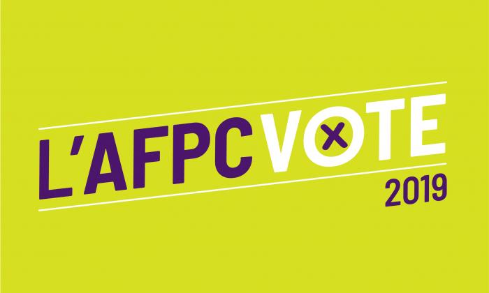 L'AFPC vote 2019