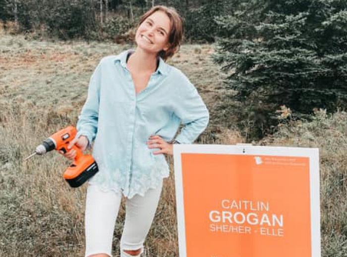Caitlin Grogan