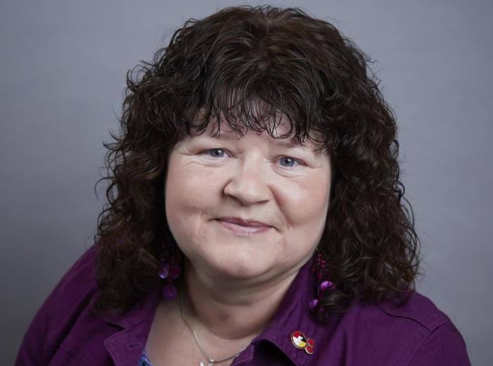 Colleen Coffey, vice-présidente exécutive régionale, Atlantique