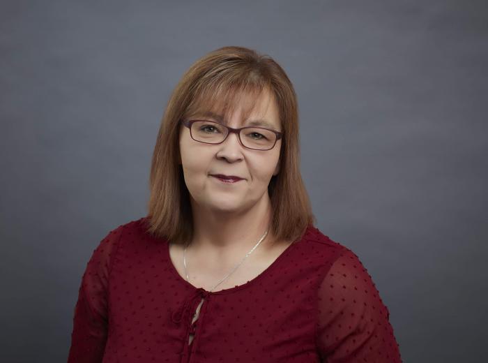 Marianne Hladun, vice-présidente exécutive régionale, Prairies