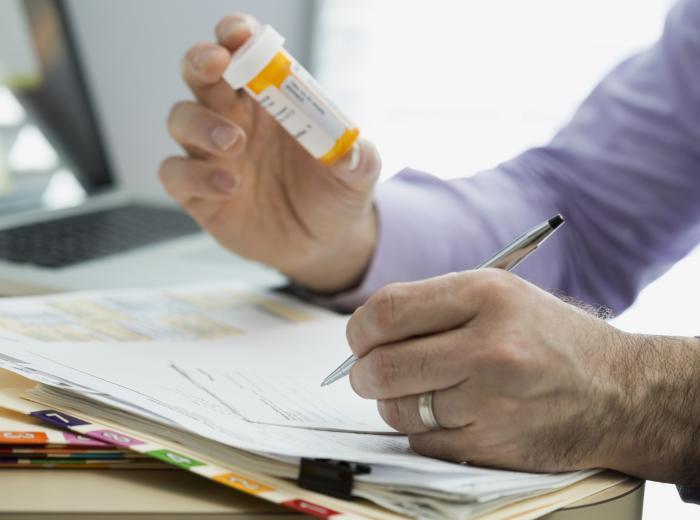Regarder les médicaments