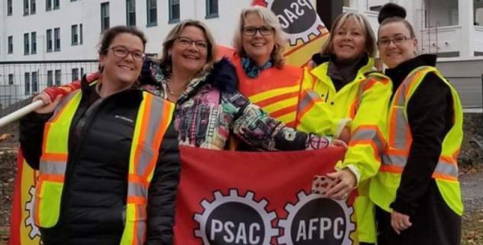 Rassemblement des membres de l'AFPC