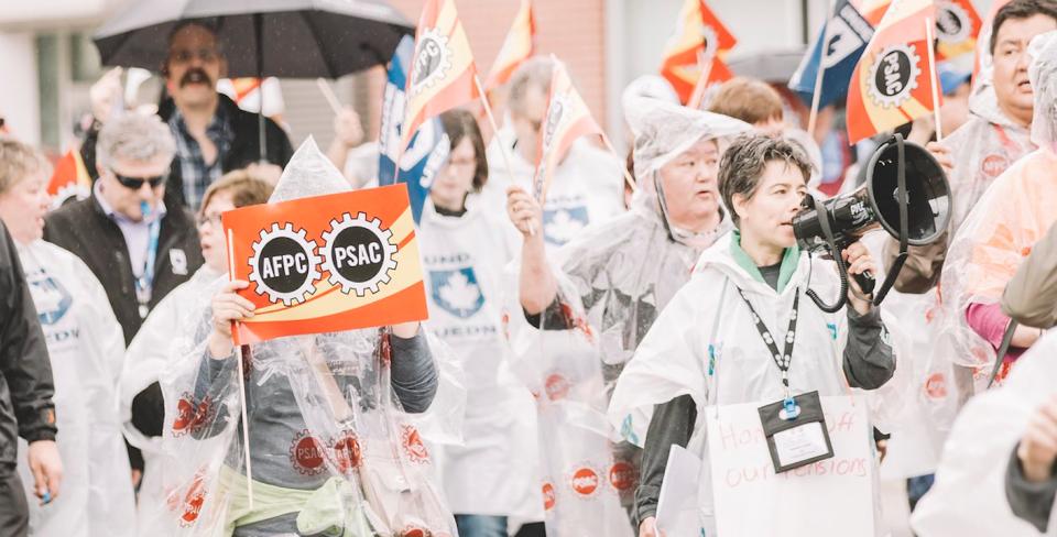Rassemblement de l'AFPC