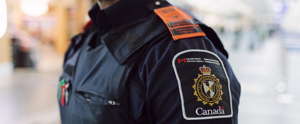 Agent des services frontaliers