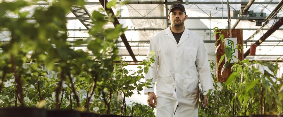CFIA plant inspector