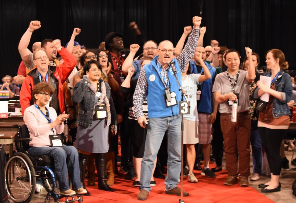 Phoenix - Convention