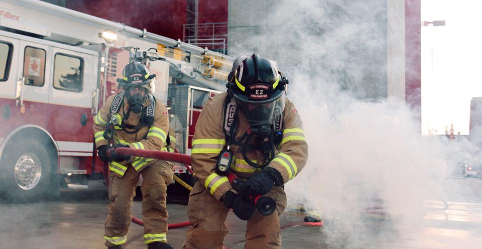 Pompiers d'aéroport