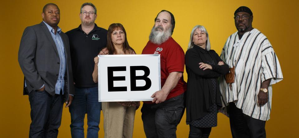 Équipe de négociations - groupe EB