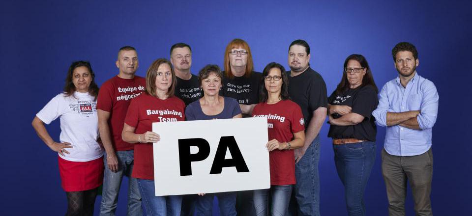 Groupe PA