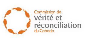 Commission de vérité et réconciliation du Canada - logo
