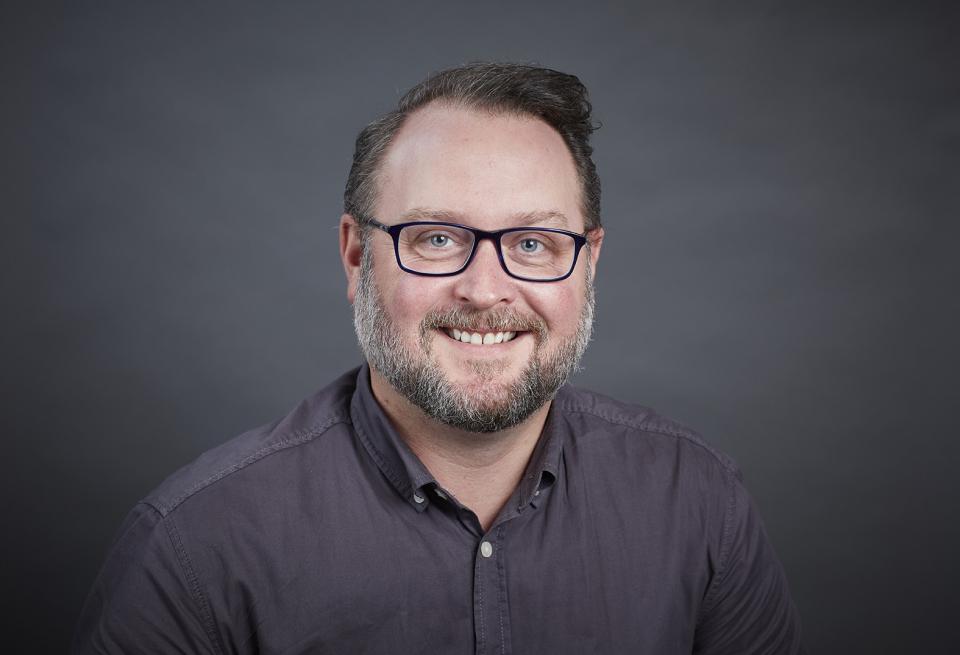 Jamey Mills, vice-président exécutif régional, Colombie-Britannique