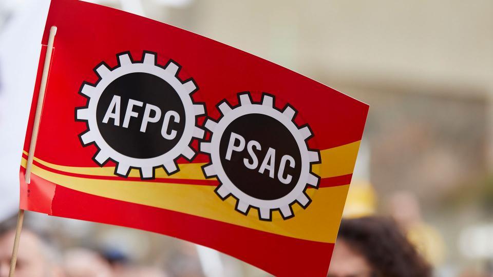 Drapeau AFPC