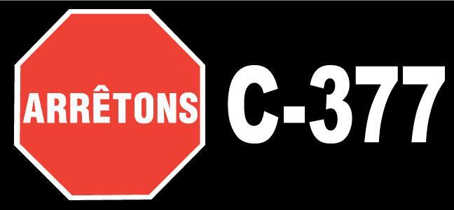 Le Sénat doit rejeter le C-377