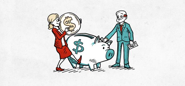 Pensions garanties